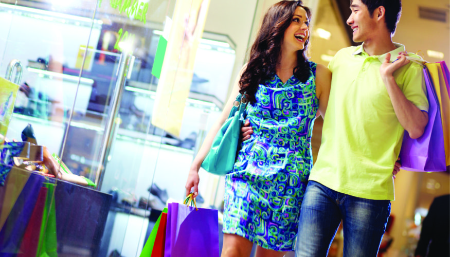 IT solutions in shopping