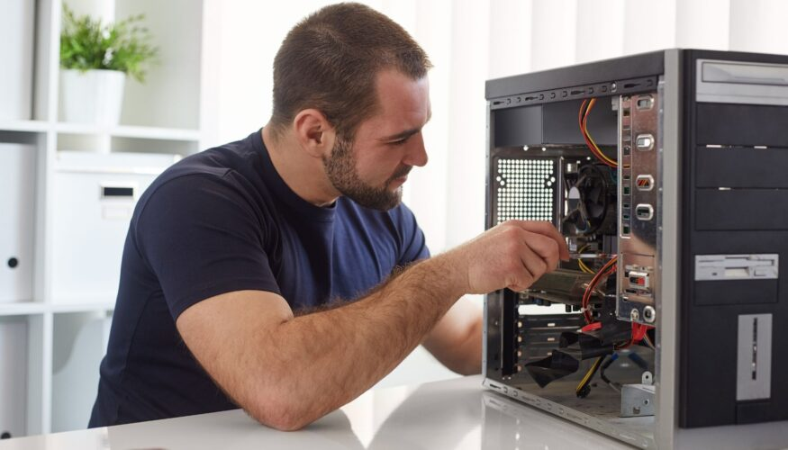 computer repairs you can do on your own