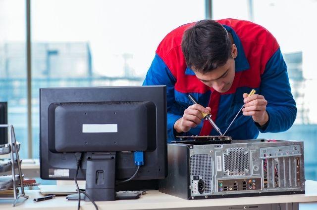 hardware maintenance